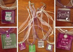 Scentsy Necklaces