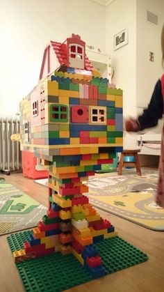 Lego Zombie safe house What's New In Fine Furniture? Lego Club, Building For Kids, Lego Building, Lego For Kids, Diy For Kids, Manual Lego, Lego Zombies, Van Lego, Skins Minecraft