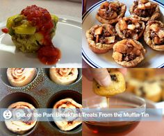 Out of the Pan: Breakfast Treats From the Muffin Tin  - www.lilsugar.com