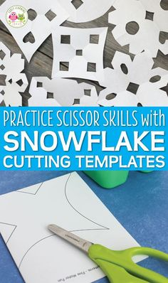 The Best Way to Teach Kids to Make Paper Snowflakes