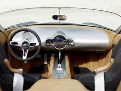Nouveau roadster MINI Superleggera Vision Concept