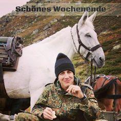Wir wünschen euch ein wunderschönes und hoffentlich langes Wochenende. // Have a nice and hopefully long weekend. (Foto: #Bundeswehr/ A. Bienert) #milstagram by bundeswehr