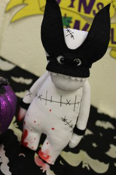 Horror Doll by Pins & Needles Creepy Doll Adult Gift Horror