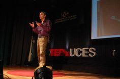 Por último nos sorprende el abogado #RaulMartínezFazzalari contándonos algunos delitos informáticos. #TEDxUCES