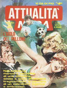 Cover for Attualita' Nera (Edifumetto, 1978 series) #157