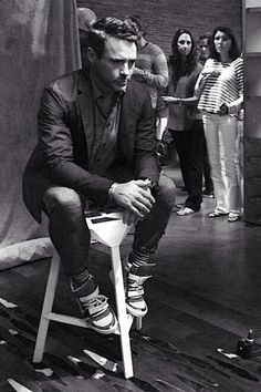 Robert Downey Jr, interviewed at the Toronto International Film Festival, Sept. 2014