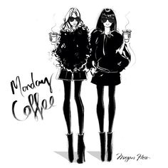 Monday Coffee...BRING IT!