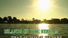 island in the stream kenny rogers dolly parton - YouTube