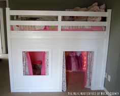 Doing this for Payton this summer. Her current bed is so close to this that it should be easy. *Should Be*