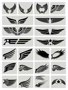 Wings - Decorative Vectors