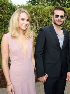 Suki and Bradley at The Serpentine Gallery in London