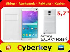 SAMSUNG Flip Cover Galaxy Note 4 White