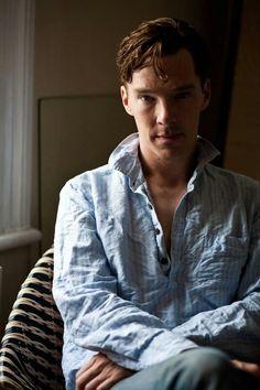 Benedict Cumberbatch... much good