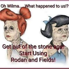 Rodan + Fields uses Multi-Med therapy in their products which is why it works! Diminish the wrinkles, and age spots.  Clear up acne and Soothe the redness