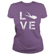 Love Scuba Diving, Checkout HERE ==> https://www.sunfrog.com/Hobby/Love-Scuba-Diving-Purple-Ladies.html?id=41088 #xmasgifts #scubadiving #scubalover