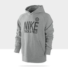 Shirts 59368: Nike Mens Track-And-Field Pull Over Running Hoodie Sweat Shirt Size 3Xl 503445 -> BUY IT NOW ONLY: $85 on eBay!