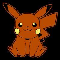 Pokemon Pikachu 02 - Pumpkin Pattern