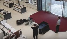 Whoops: Clumsy Shopper Accidentally Destroys $6000 Worth of TVs [Video] - The Stone Builders Rejected-We are the chief cornerstone.