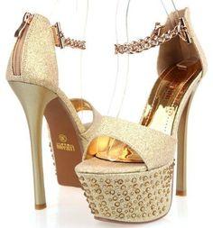 NEW high heel sandals platform fashion women dress sexy slippers shoes pumps footwear