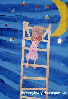Eric Carle - Papa Please Get the Moon for Me art