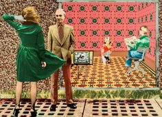 The latest exhibition from the roving art gallery, The Horsebox Gallery, is a collection of works from one of Britain's foremost original printmakers, Tim Mara. Tim Mara, David Hockney, Abstract Painters, Moving Pictures, Fine Art Gallery, Current Events, Ikon, New Fashion, Screen Printing
