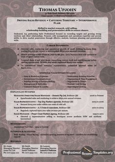 Here You Can Find Good Resume Templates