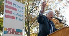 Bernie Sanders Continues His Political Revolution | Common Dreams | Breaking News & Views for the Progressive Community