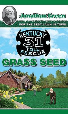 Jonathan Green Kentucky Tall Fescue Grass Seed 25Pound -- Check this awesome product by going to the link at the image.