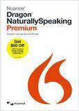 Dragon NaturallySpeaking 13 Premium - Windows, Orange, 8121504
