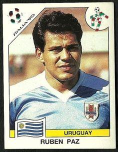 Ruben Paz - Uruguay