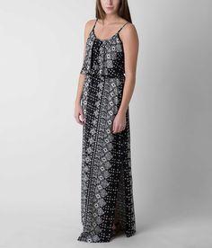Daytrip Printed Maxi Dress - Women's Dresses | Buckle