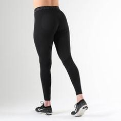 Gymshark Flex Leggings - Black Marl/Black