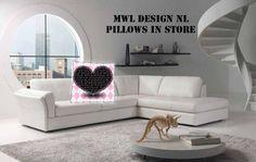 Cuscino MWL Design NL 40 x 40 cm   di MWL Design NL Living design e accessori  su DaWanda.com
