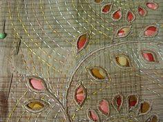 embroidery - Angela Daymond and Tina Rose