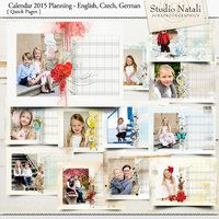 Calendar 2015 Planning 1