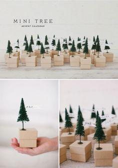 8 calendarios de Adviento para una Navidad original