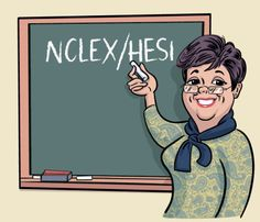 NCLEX & HESI Practice Questions I just did two NCLEX tests... damn I second guess myself too much!!