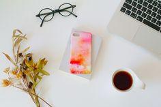 森と、朝焼けのスマホケース Phone/Android Case  picnic ハンドメイド通販・販売のCreema