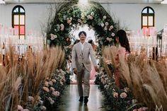 Megan Young Mikael Daez Wedding   Philippines Wedding Blog Wedding Blog, Wedding Planner, Wedding Photos, Wedding Ideas, Wedding Entrance, Entrance Decor, Filipiniana Wedding Theme, Megan Young, Filipino Wedding