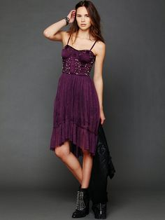 High Low Embellished Slip http://www.freepeople.com/whats-new/high-low-embllisdhed-slip/
