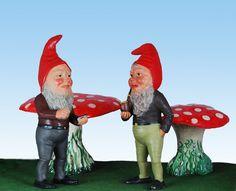 heissner gnome mushroom - Google Search