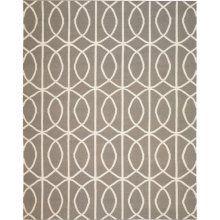 fun neutral rug