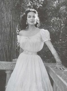 Maria Felix / Mexican Actress