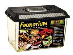 Exo Terra Faunarium, Medium - http://www.petsupplyliquidators.com/exo-terra-faunarium-medium/