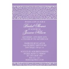 This DealsLuxury Lavender Lace Elegant Bridal Shower Invite InvitationsWe have the best promotion for you and if you are interested in the related item or need more information reviews from the x customer who are own of them before please follow the link to see fully reviews