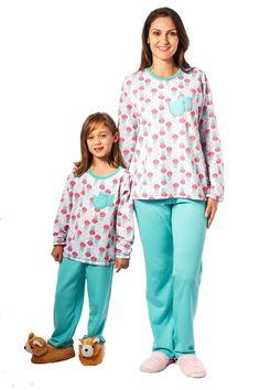 eec5ba48fb1496 12 melhores imagens de Pijamas Kit Mãe e Filha em 2017 | Mae e filha ...