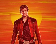 """Check out new work on my @Behance portfolio: """"HAN SOLO"""" http://be.net/gallery/65267127/HAN-SOLO"""