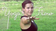 Yoga Flow    20 Minute Vinyasa Sequence   Yoga With Adriene
