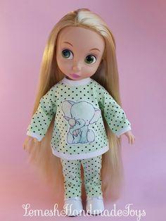 Disney Animator Dolls Clothes от LemeshHandmadeToys на Etsy #clothfordoll…