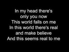 3 doors down - let me go....doesn't get much better